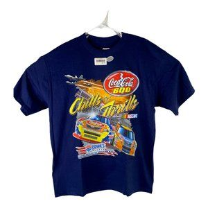 2008 NASCAR Chills n' Thrills Tee Chase Mens Size